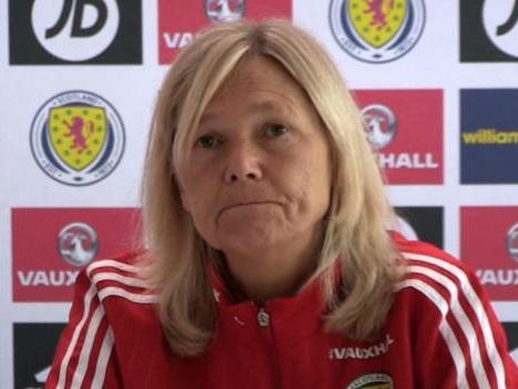 Anna Signeul: Scotland must put 6-0 thrashing by England behind us