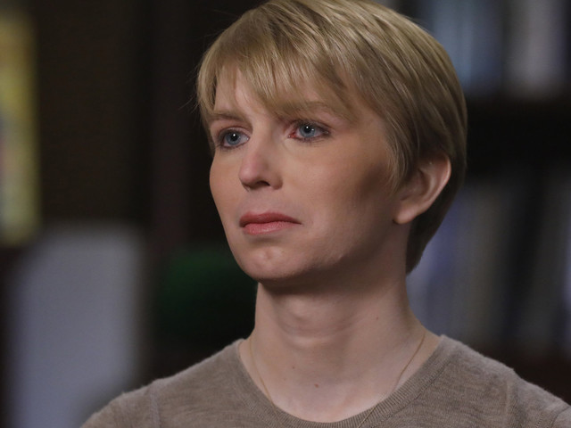 Chelsea Manning Responds To Trump's Tweets On Transgender Military Service Ban