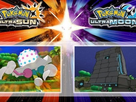 Nintendo Reveals Two Ultra Beasts for Ultra Sun and Ultra Moon