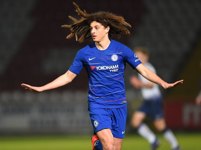 Lesser spotted Chelsea youngster Ethan Ampadu earns Wales call again
