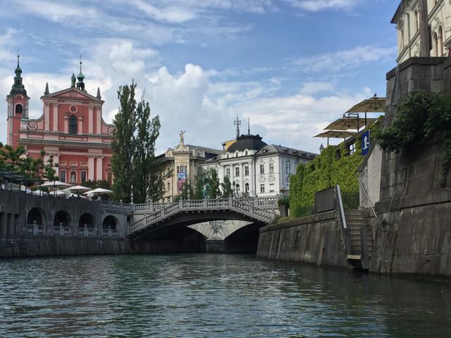 Two Sides of Ljubljana: Historic and Alternative