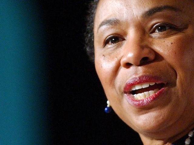 Barbara Lee's Long War on the War on Terror