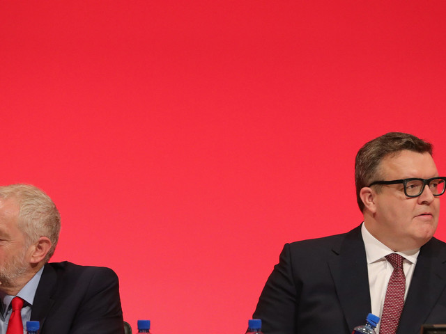 Tom Watson Warns Pro-Corbyn Momentum Will 'Destroy' Labour's Electoral Chances In Twitter Spat