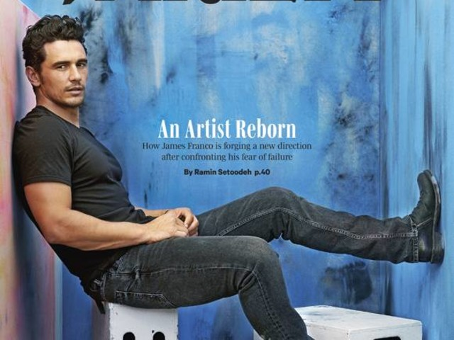 James Franco Talks Being A Bad Boyfriend, Quitting Instagram, & His TERRIBLE Job Hosting The Oscars In Candid Interview!