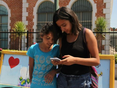 App turns Mexican women's phones into panic buttons