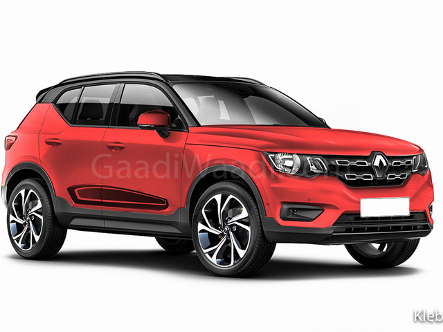 After Triber, Renault Likely To Launch Maruti Vitara Brezza/ Venue Rival In India