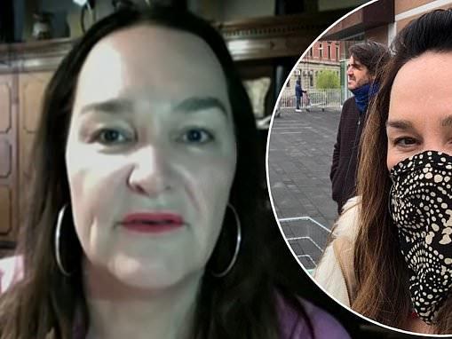 Kate Langbroek's savage response to coronavirus trolls