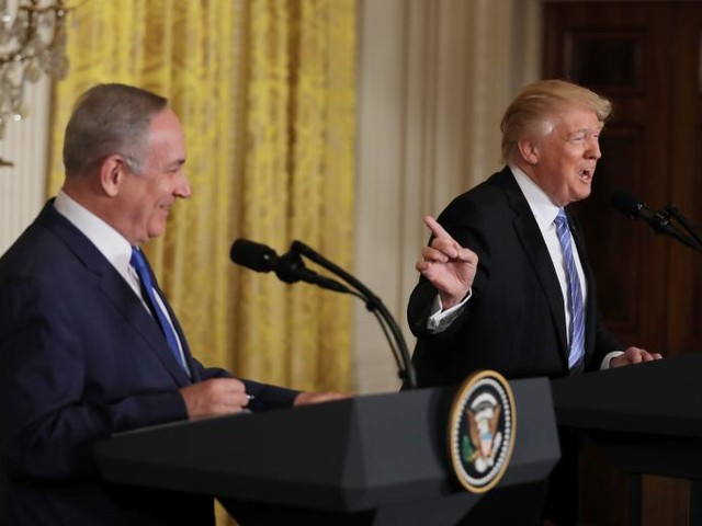 Report: Trump Gave Israeli Intelligence to Russians, Putting It at Risk of Exposure to Iran