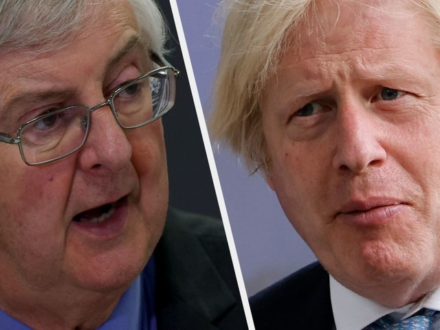 Wales Move To End'Pingdemic' Before England Piles Pressure On Boris Johnson