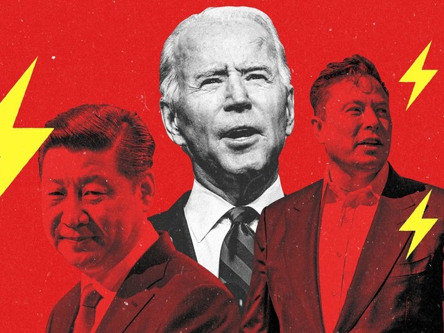 10 Things in Politics: Biden's EV arms race against China