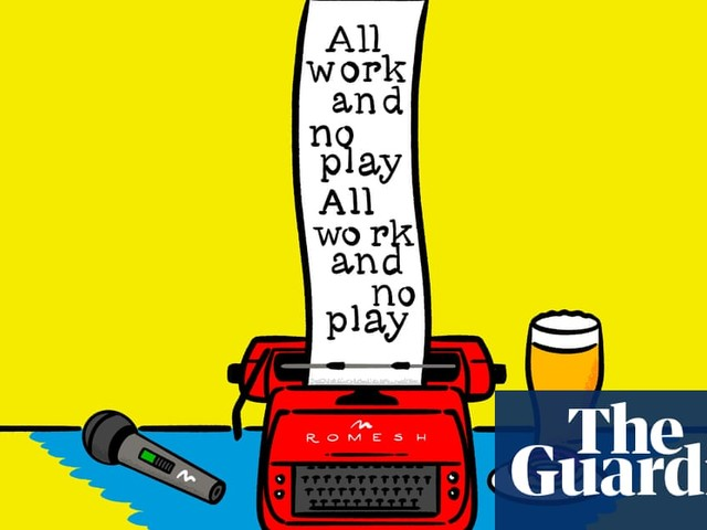 Has my weekly self-analysis helped avert the worst of middle age?   Romesh Ranganathan