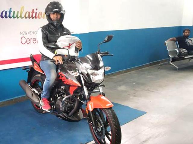 Suzuki Gixxer Sp