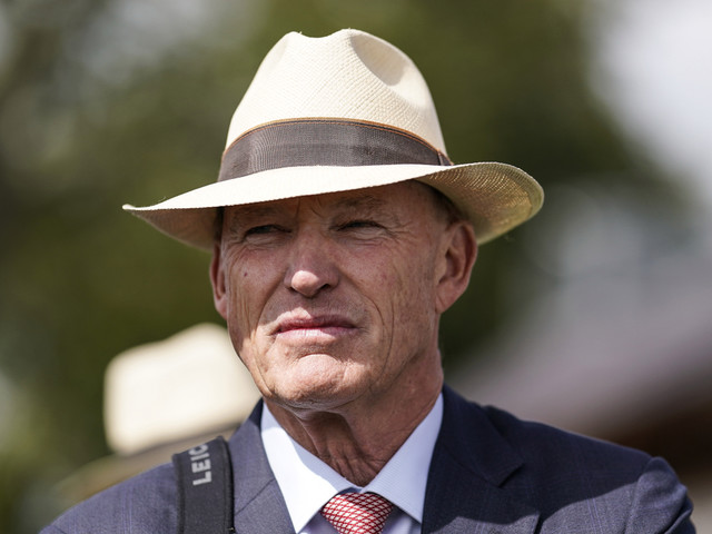 Breeders' Cup 2019: John Gosden talks Frankie Dettori, Raven's Pass and how he rose to the very top