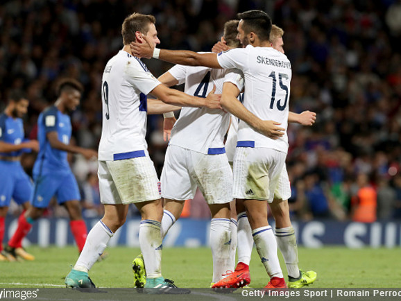 World Cup Qualifiers: L'Equipe Not Impressed As France Fail To Beat Lowly Luxembourg For First Time In Over 100 Years (Photos & Video)
