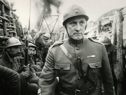 'Paths Of Glory' - Stanley Kubrick's Anti-War Masterpiece.