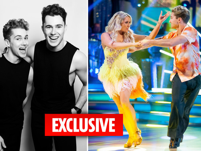 AJ Pritchard on how Strictly 'kills you' and his hopes of becoming the new Ant & Dec with brother Curtis