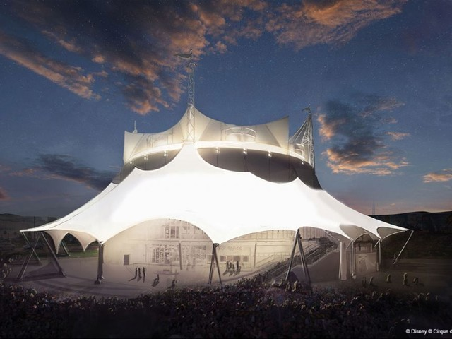 And the Name of the New Cirque du Soleil Show at Disney Springs is…