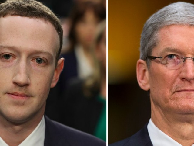 Facebook considered charging companies for access to user data — now Mark Zuckerberg says it was because of Apple's restrictions on iPhone apps (AAPL, FB)