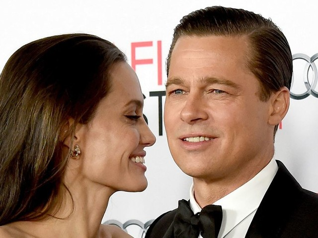 Brad Pitt and Angelina Jolie's divorce still rumbling on five years after she filed