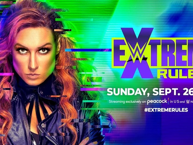 WWE Extreme Rules 2021: How to watch, match card and start times - CNET