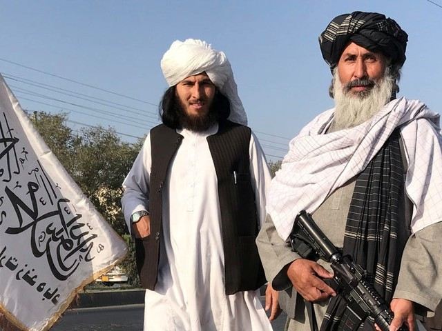 The Taliban banned barbers from cutting beards in part of Afghanistan, saying it is against Islam