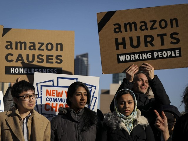 The only clear winner from Amazon's New York pullout - Washington Post