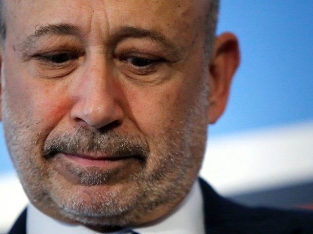 Goldman Sachs just let slip how badly a key business is performing (GS)