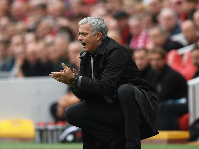 Manchester United 'scout Spain starlet' as Jose Mourinho continues hunt for a new left-back