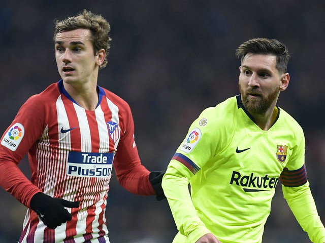La Liga transfer news: all change at Barcelona, Atletico Madrid and Real Madrid