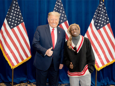 Donald Trump Is Considering Pardoning Lil Wayne Before He Leaves Office