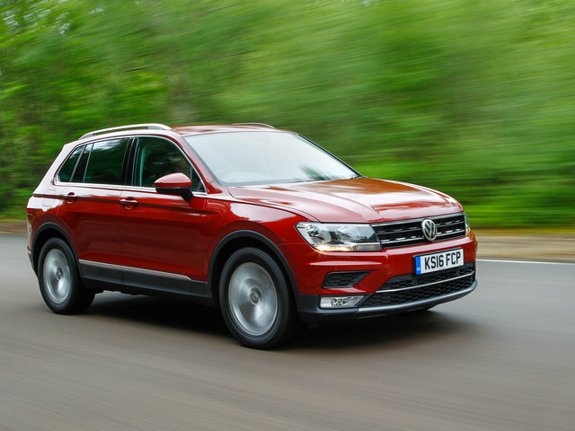 Nearly new buying guide: Volkswagen Tiguan