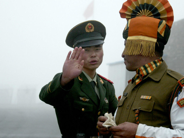 China and India back down from border stand-off