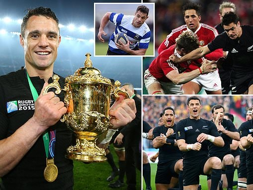 Dan Carter retires: All Blacks legend reflects on World Cup glory and destroying the Lions