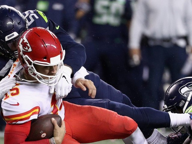 The Chiefs' trade for Frank Clark is all about winning now
