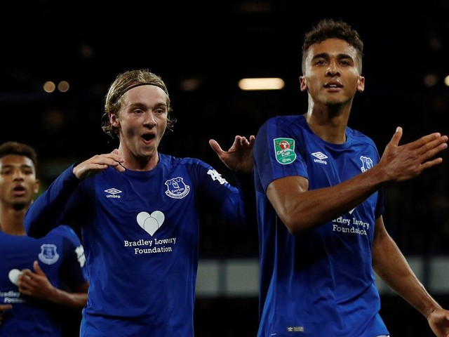 Dominic Calvert-Lewin brings relief to Everton fans after breaking 443-minute goal drought against Sunderland