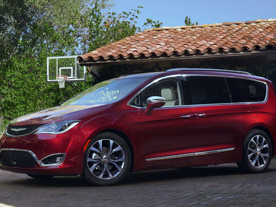 Chrysler Pacifica Recalled to Address Seat Belt Issue