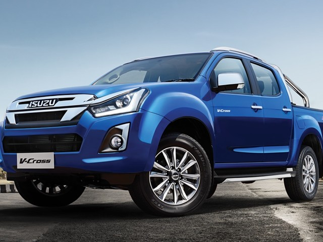 Isuzu V-Cross Facelift Launched, Priced From Rs. 15.51 Lakhs