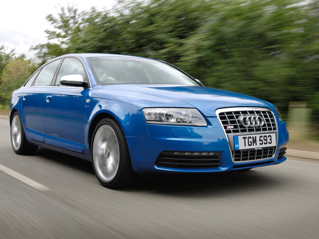Used car buying guide: Audi S6