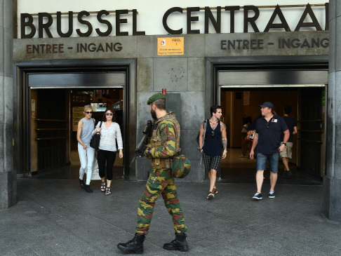 Brussels bomber 'had IS sympathies'