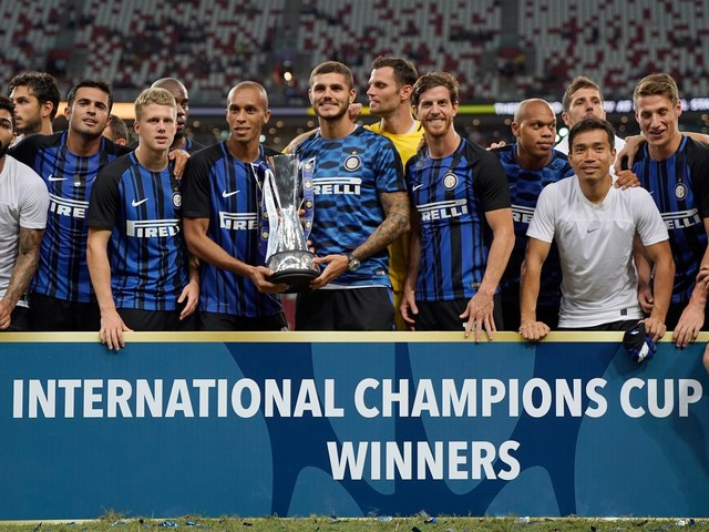 Inter Milan closes out ICC with 2-1 win over Chelsea