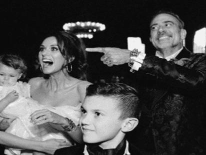 Surprise! Jeffrey Dean Morgan And Hilarie Burton Just Got Married