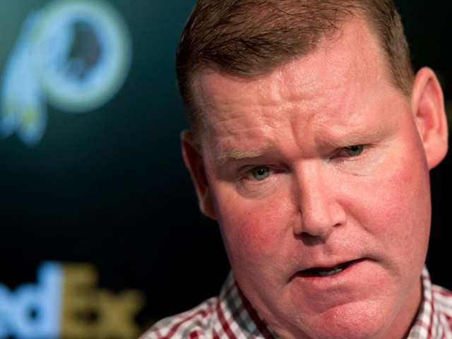 There is reportedly a 'bunch of strange s---' going on with the Washington Redskins