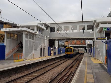 West Hampstead Overground goes step-free
