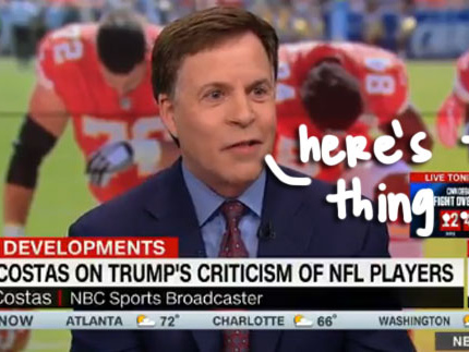 Bob Costas Perfectly Explained The NFL Donald Trump Controversy & Twitter Is So Here For It!