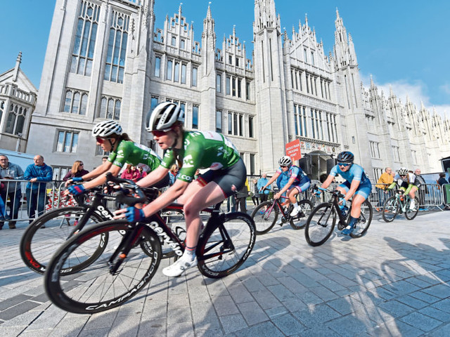 Aberdeen and Aberdeenshire's Tour of Britain debut DELAYED until 2021 after coronavirus forces postponement of high-profile cycling race