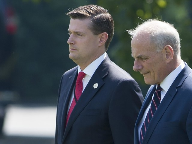 Rob Porter's Ex-Wife Has a Few Words for Kellyanne Conway