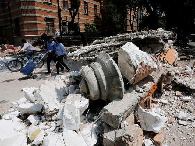 There Was Another Earthquake in Mexico. Is the World Ending?