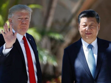Xi raises 'negative factors' in call with Trump (Updated)