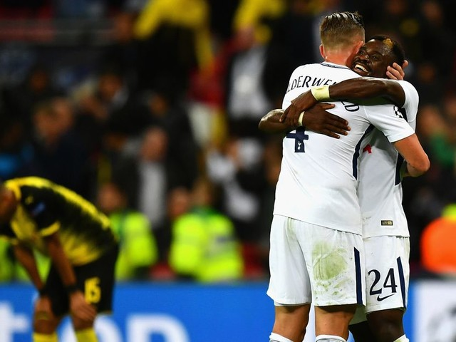Tottenham may have finally made Wembley their own with rip-roaring and absolutely vital Champions League win over Dortmund