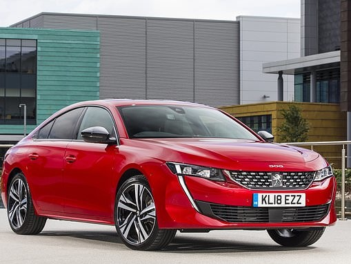 Last chance saloon? Peugeot is bucking a slide in sales with its smart new 508, says RAY MASSEY